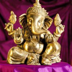 Ganesha sitzend 35 cm