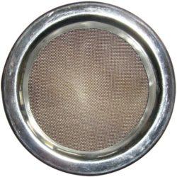 Edelstahl-Räuchersieb 8 cm
